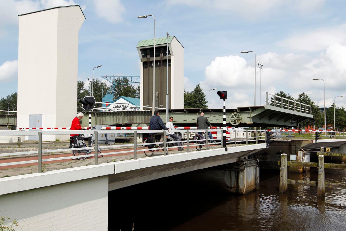 Aanpassing van bedieningstijden, onder meer voor de Holtenbroekerbrug in Zwolle.