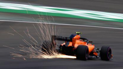 """Onze F1-watcher ziet dat McLaren een boete van 5.000 euro krijgt: """"Om de auto van Stoffel in een onveilige toestand het circuit op te jagen"""""""