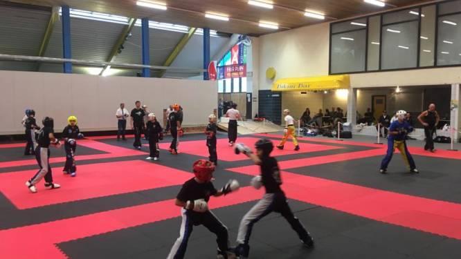 Contact Karate organiseert internationaal kickbokstornooi in sporthal van KA Beveren