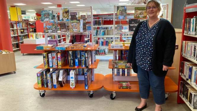 Tik Tak Boem: bibliotheek Lede breidt aanbod uit met gezelschapsspelen en smartgames