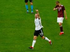 Robin Gosens van Krommedijk naar 'Die Mannschaft': 'Ik noemde hem Der Machine'