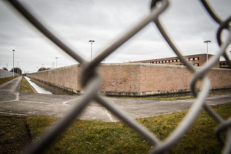 De gevangenis van Brugge. Beeld Belga