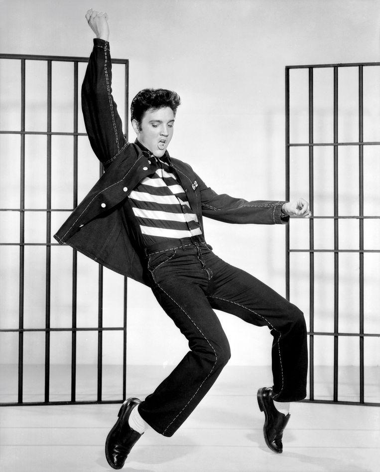 Elvis Presley Beeld ANP
