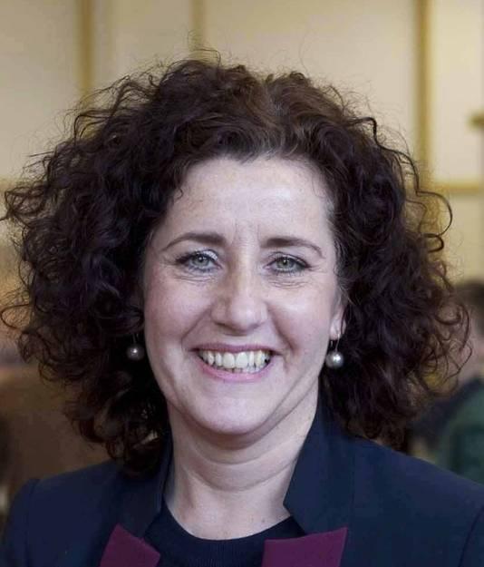 Onderwijswethouder Ingrid van Engelshoven.
