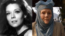 Diana Rigg speelde Olenna Tyrell in Game of Thrones.