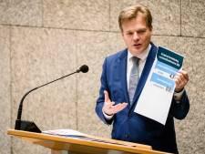 Borne meldt zich massaal voor  Pieter Omtzigt
