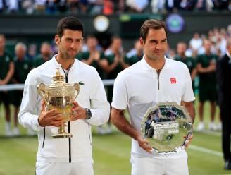 Novak Djokovic wint na epische finale en historische tiebreak in set vijf (13-12) van Roger Federer op Wimbledon