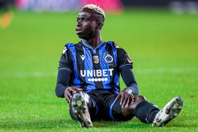 Diatta trok in januari naar de Franse Ligue 1
