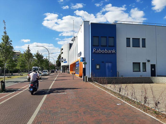 De vestiging van de Rabobank aan de Terborgseweg in Doetinchem.