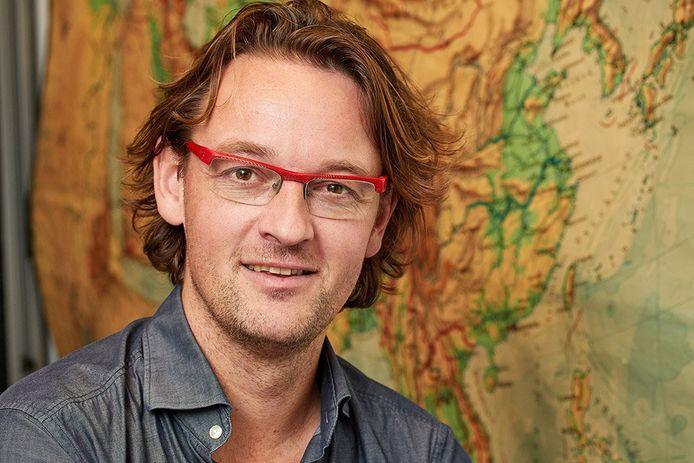 Aardwetenschapper Douwe van Hinsbergen: 'Als we nu naar Winterswijk gaan, dan vinden we er stenen die ons vertellen dat daar ooit een woestijn lag naast een tropische zee.'