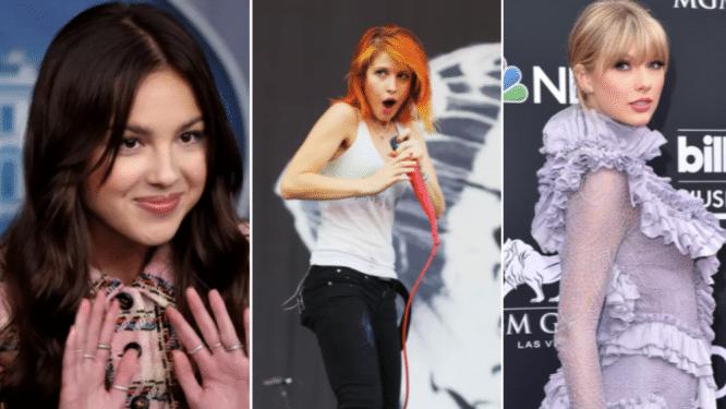Dan toch plagiaat: Olivia Rodrigo moet helft van haar winst afgeven aan Paramore en Taylor Swift
