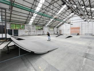 Hele vakantie lang nog pop-up skatepark aan Neerhoevelaan