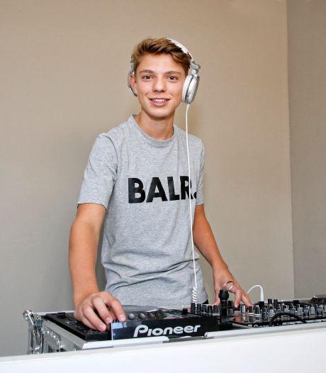 Pieter Gabriel (15) maakt openingsmuziek Eurovisie Songfestival