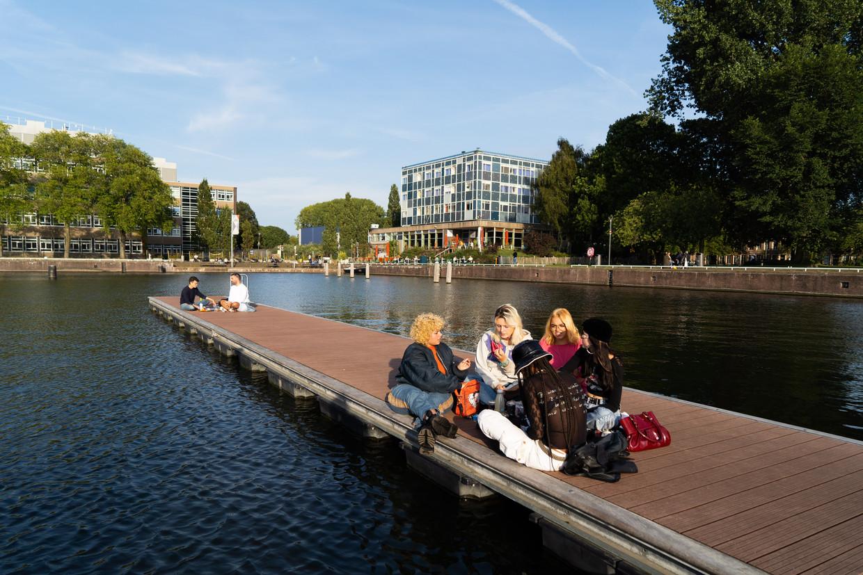 Het is de bedoeling dat de bouw van 800 à 900 geplande woningen op het Marineterrein in 2026 begint. Beeld Birgit Bijl