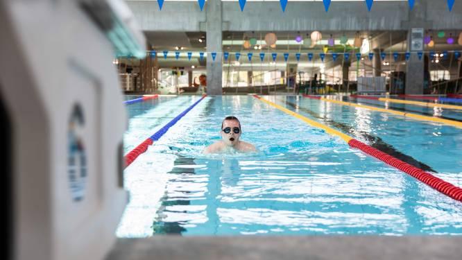 Subtropisch zwembad opent voor het eerst de deuren in Sint-Truiden, voorlopig kan je alleen maar baantjes trekken