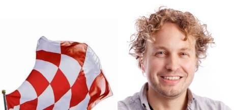 Een verkiezingsprogramma in het Brabants is toch een beetje een carnavalskrant