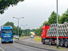 Afsluiting Weststadweg voor onderhoudsklus