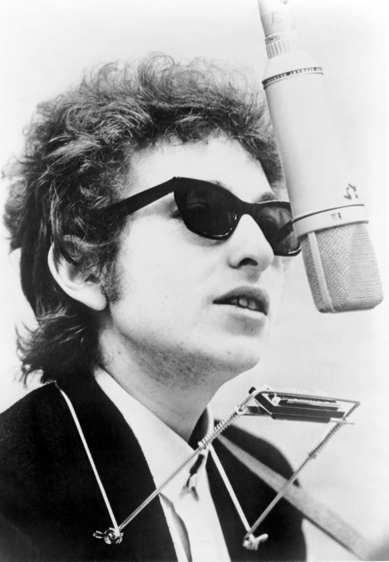 Bob Dylan in 1967. Beeld Library of Congress/HH
