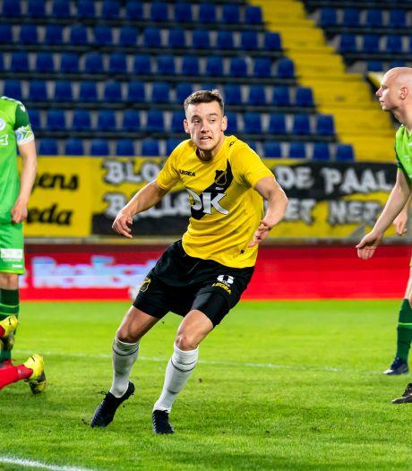 Teleurstelling en frustratie bij De Graafschap na nederlaag tegen NAC: 'Unieke kans laten liggen'