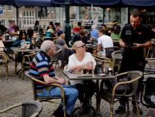 Dordtse horeca pleit voor overdekte terrassen in de winter: 'Niet iedereen kan straks naar binnen'