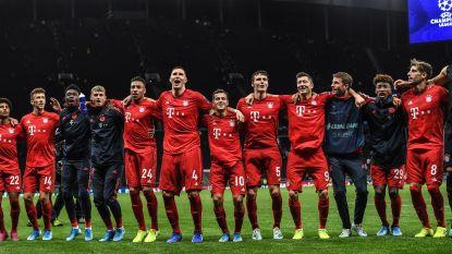De grootste uitoverwinningen in de Champions League? Daarvoor moet je bij de Duitsers zijn