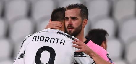 Barcelona boekt gelukkige zege na 'buitenspel-hattrick' Morata