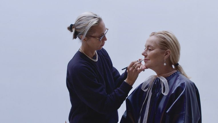 Still uit de documentaire over Sigrid Kaag. Beeld VPRO