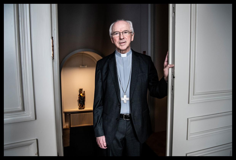'Het is bewezen dat er niets misdadigs is aan een homoseksuele relatie. Dat het Vaticaan dat toch een zonde noemt, doet pijn.' Beeld Saskia Vanderstichele