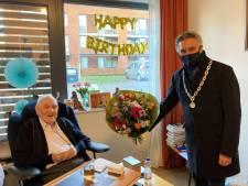 Pater Huub is de eerste Spiritijn van Nederland die 100 wordt (en is ook de oudste inwoner van Gennep)