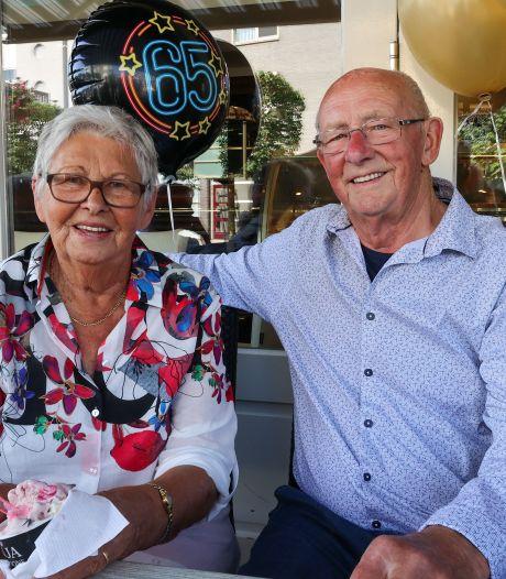 Piet en Annie uit Lieshout zijn 65 jaar met elkaar getrouwd: 'Met de hele familie op pad voor een levenslooptoer'