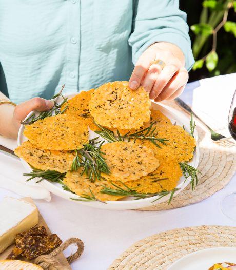 Wat Eten We Vandaag: Kaaskletskoppen met rozemarijn