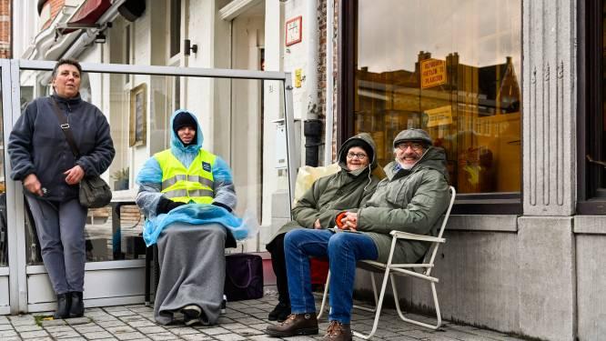 Zo groot is de liefde voor het Ros Beiaard: nu al kamperen op Grote Markt voor ticketverkoop van zaterdag