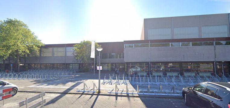 Het Hermann Wesselink College in Amstelveen. Beeld Beeld Google Streetview