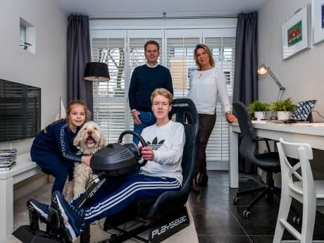 Grote opluchting bij Max (16) die spierziekte heeft: 'Door coronaprik gaat mijn wereld weer open'