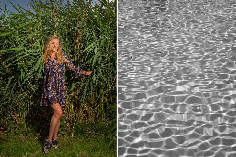 Inge de Bruijn: 'Ik ben eigenlijk nog steeds een simpel meisje uit Barendrecht dat toevallig hard kan zwemmen.'