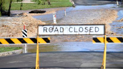 Dode en vermiste na noodweer in Australië