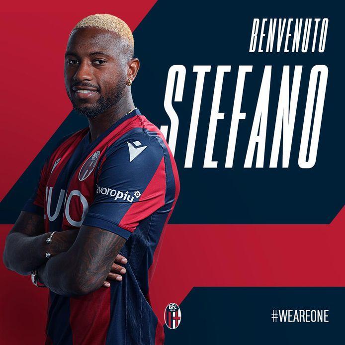 Stefano Denswil officieel naar Bologna.