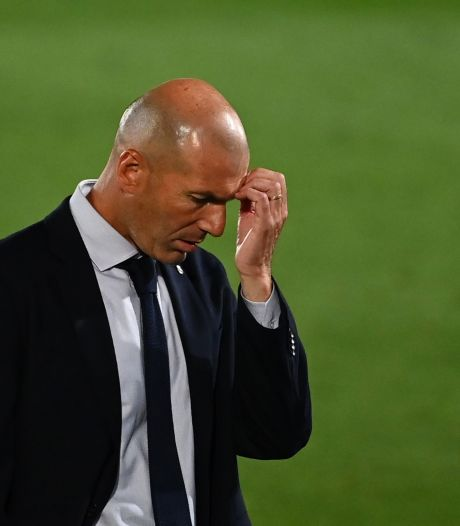 """Zidane en a marre des polémiques sur l'arbitrage: """"Je suis fatigué"""""""