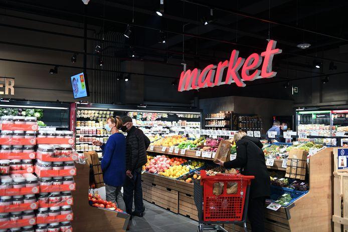 Kortingen zorgen mee voor een negatieve inflatie voor voeding.