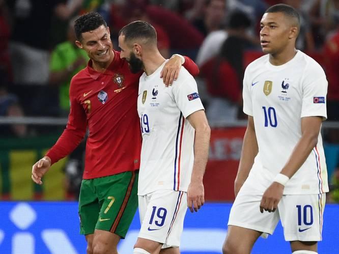 Benzema en Ronaldo schitteren op zinderende avond in Boedapest, Hongarije sneuvelt in poule F