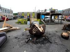 Krakers Lage Weide willen panden schoon achterlaten: 'Meer tijd nodig om alles op te ruimen'