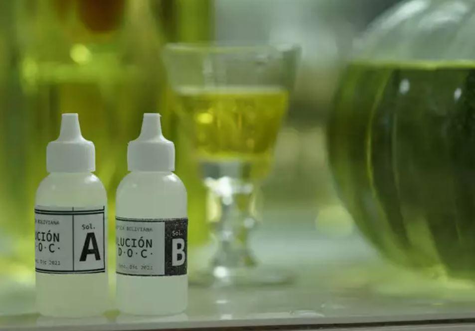 Chlorinedioxide.