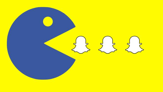 Hoe Facebook de beste ideeën van Snapchat kopieert
