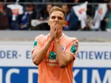 Lukasz Teodorczyk réclame 600.000 euros à Anderlecht