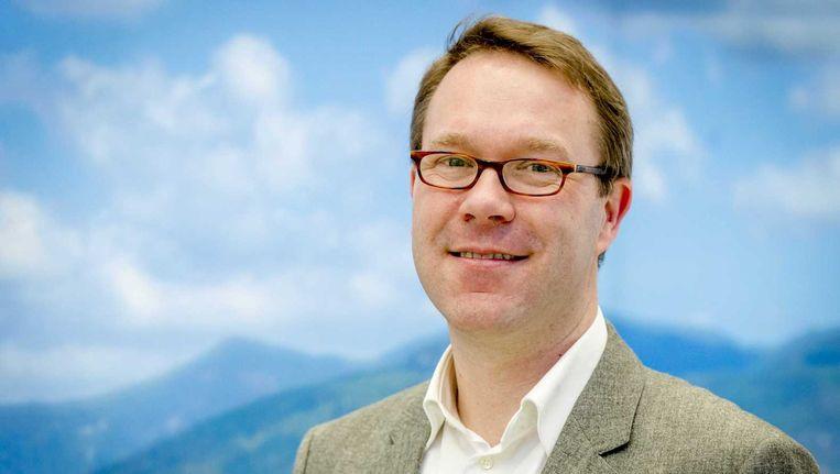Wetenschapper Prof Gijs Nelemans. Beeld ANP