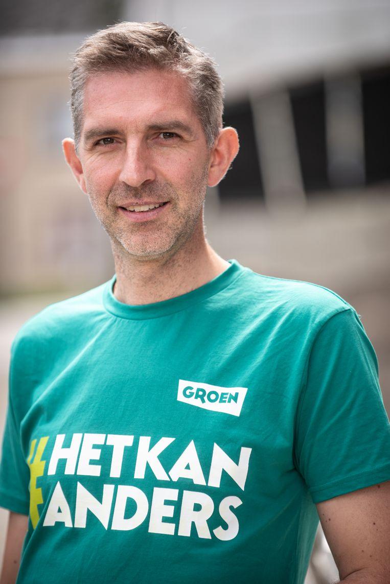 Filip Hebbrecht van Groen noemt de praktijken van Volksbelangen onethisch en oneerlijk.