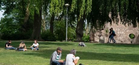 Parken en bosjes in Nijmegen: 'Durf het groen als winst in te boeken'