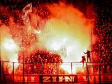 Vier supporters aangehouden bij wedstrijd PSV - Willem II