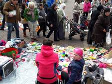 Koningsdag in Roosendaal: oranje boven onder grijze luchten