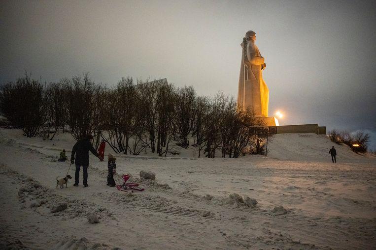 null Beeld Yuri Kozyrev